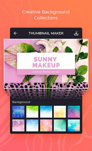 Thumbnail Maker: Youtube Thumbnail & Banner Maker App Ranking and