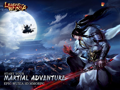 Legend of Wuxia: 3D MMORPG - ASIAN App Ranking and Store