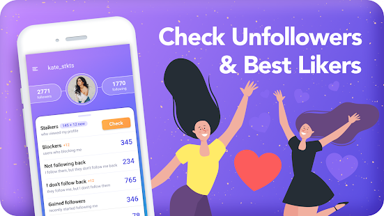 FollowBuzz: unfollowers & followers analytics App Ranking