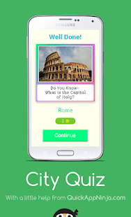 City Quiz: All Countries Capitals Quiz App Ranking and Store