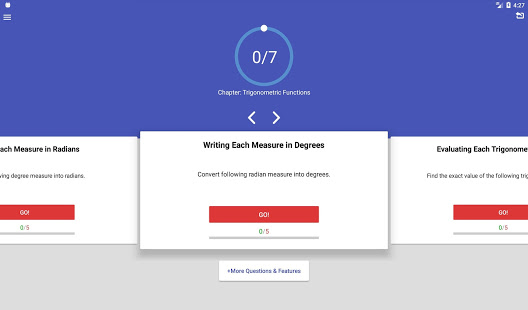 SAT Math Test & Practice 2018 - 2019 App Ranking and Store