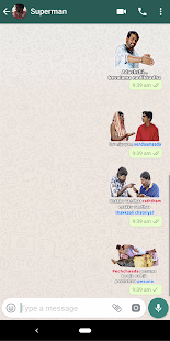 Tamil Stickers for WhatsApp (WAStickerApp) App Ranking and