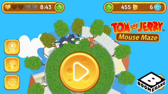 Tom & Jerry: Mouse Maze FREE App Ranking and Store Data