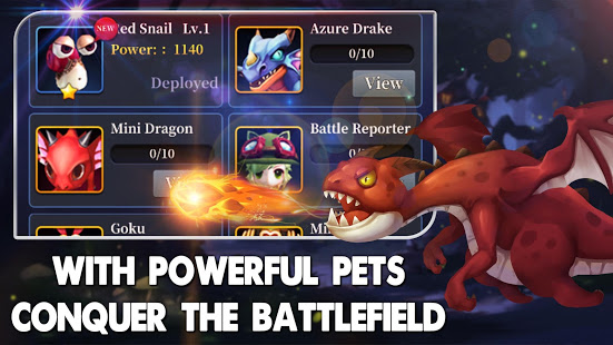 Dungeon Brawl - Star IDLE RPG App Ranking and Store Data