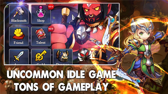 Dungeon Brawl - Star IDLE RPG App Ranking and Store Data | App Annie