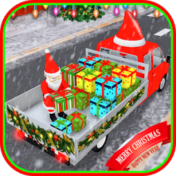 Virtual Santa Claus Christmas Gift Delivery Game App