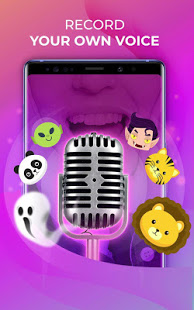Voice Changer – Amazing Voice with Audio Effects App Ranking and