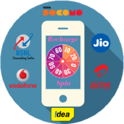 Recharge Spin - Free Mobile Recharge App Ranking and Store Data