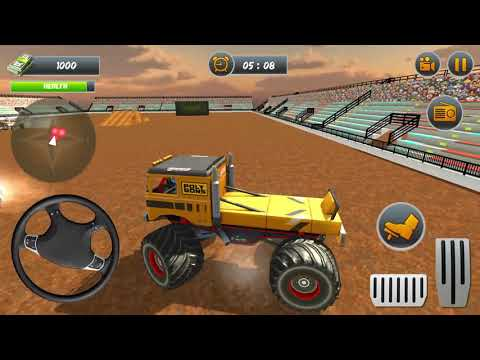 Monster Truck Demolition Derby: Extreme Stunts App Ranking