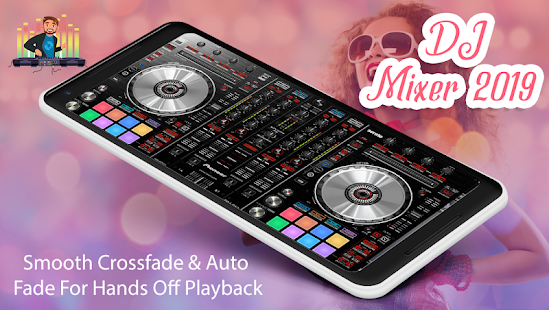 3D DJ Mixer 2019 - Virtual Music mixer DJ App Ranking and Store Data
