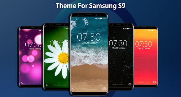 Theme and Launcher for Galaxy S9, Launcher S9 Plus App