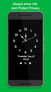 Always On Display-- AMOLED & Clock Lock Screen App Ranking and Store