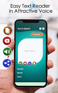 Text to Speech (TTS) – Text Reader & Converter App Ranking and Store