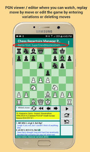 Chess Repertoire Manager Free - Train and Play App Ranking and Store
