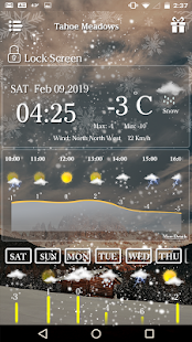 Real Time Live weather Forecast & Weather Alerts App Ranking and