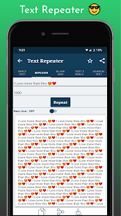 Text Style Generator - Text Repeater, Fancy Text App Ranking