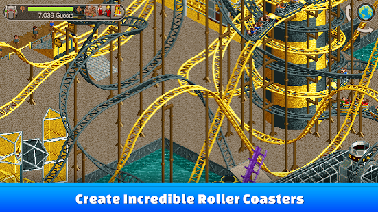 RollerCoaster Tycoon® Classic App Ranking and Store Data
