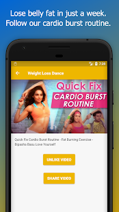 Dance workout for weight loss 💃 App Ranking and Store Data | App Annie