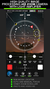 Telescope 45x Zoom Camera (Photo and Video) App Ranking and