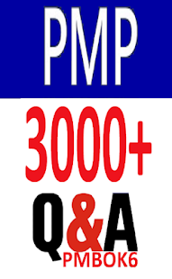 PMP 3000+ Questions Answers PMBOK6 New 6th Version App