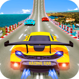Impossible Track Racing 3D - Stunt Car Race Games App