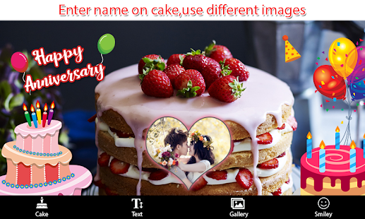 Name on Birthday Cake – Photo, Special wishes App Ranking and Store
