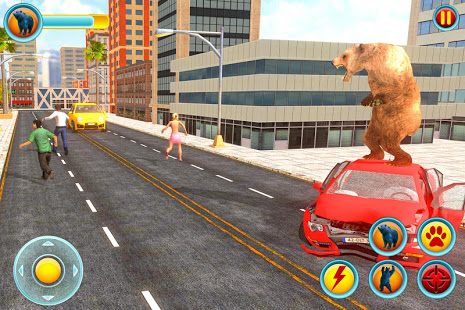 Wild Bear City Rampage: Animal Attack App Ranking and Store Data