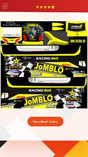 Livery Bus ARJUNA XHD Complete App Ranking and Store Data | App Annie