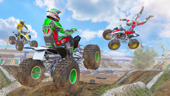 Xtreme Quad Bike Demolition Derby Racing Stunts App Ranking