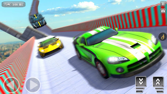 Car Driving: GT Stunts Racing 2 App Ranking and Store Data