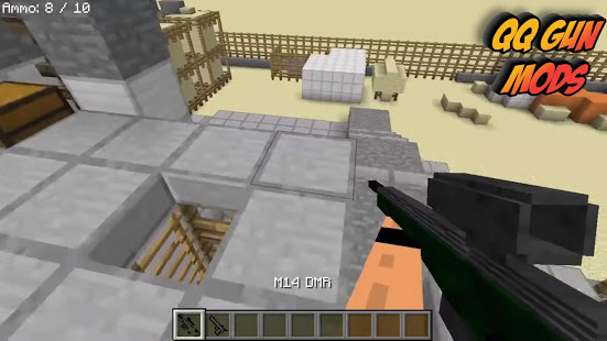 QQ - Guns mod for minecraft pe App Ranking and Store Data