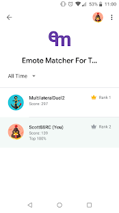 Emote Matcher for Twitch App Ranking and Store Data | App Annie