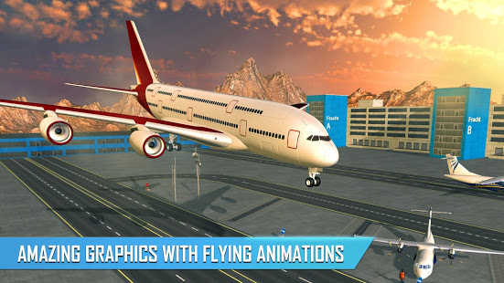 Real Airplane Pilot Flight Simulator App Ranking and Store