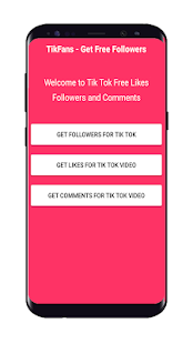 Tik Fans Tok like and follower App Ranking and Store Data