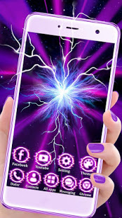 Lightning Flash Themes Live Wallpapers App Ranking and Store