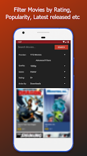 Movie Downloader | Torrent downloader YTS App Ranking and