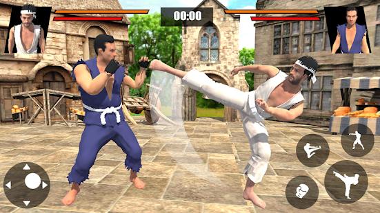 Karate Final Fighting 2019: King Kung Fu Fighter App Ranking