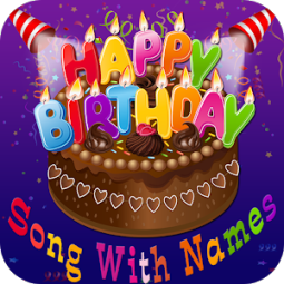 Birthday Song maker by Name- Wish happy Birthday App