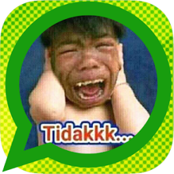 Stiker Meme Indonesia Lucu Wastickersapps Stickers App