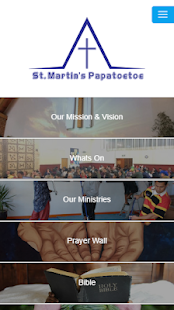 St Martins Presbyterian Church App Ranking and Store Data