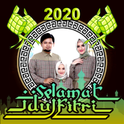 Kartu Ucapan Idul Fitri 2020 Photo Frame Lebaran App Ranking And