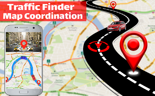 GPS Navigation & Map Direction - Route Finder App Ranking