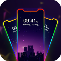 Borderlight Live Wallpaper : Edge Light Wallpaper App
