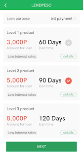 LendPeso App Ranking and Store Data | App Annie
