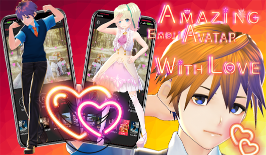 Lovley Avatar: Anime Avatar Maker App Ranking and Store Data