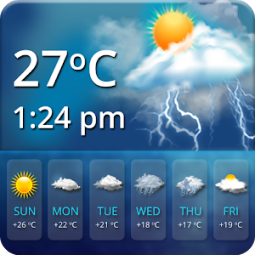 Today Weather forecast : live weather widget App Ranking and