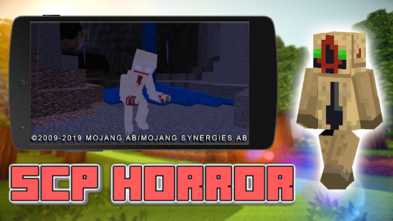 Mod SCP Horror +Skins App Ranking and Store Data | App Annie