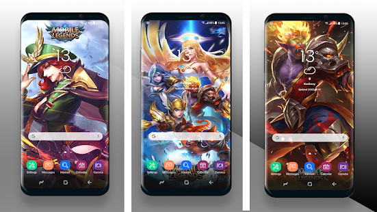 4k Wallpaper Gamers Ml For Android App Ranking And Store