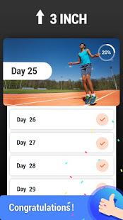 Height Increase - Increase Height Workout, Taller App