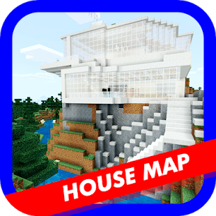 New Modern House Maps For MCPE App Ranking and Store Data